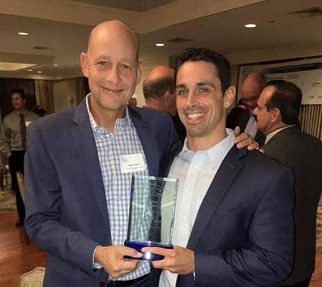 PTW President/Owner Robert Babb Receives 'President's Award'