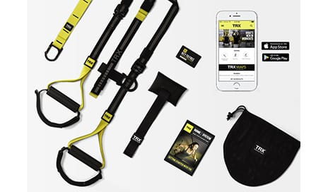TRX Home2 System Enables Functional Training at Home