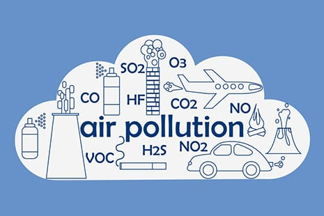 Could Air Pollution Be a Factor in Osteoporosis-Related Bone Fractures?
