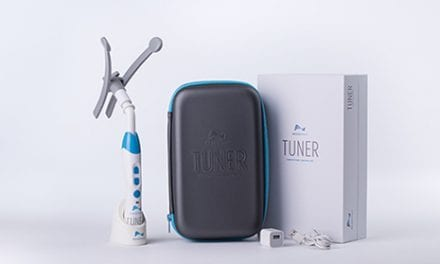 Physical Therapist-Created Tuner Uses Vibration to Help Relieve Pain