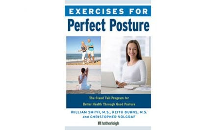 Book Provides Guide to Achieving Healthy Posture