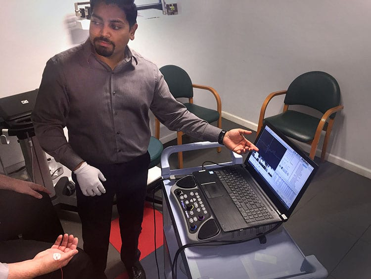 Musculoskeletal Ultrasound Creates a Clear View of Fitness and Sports Rehab