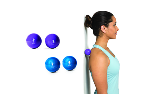 Fascia Massage Ball Sets Available from OPTP