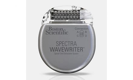 FDA-Approved Spectra WaveWriter SCS System Delivers Multiple Therapies