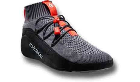 Footbeat Insole Device Acts as a Jump-Start to Healing or Recovery