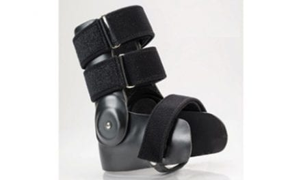 TayCo External Ankle Brace Features Over-the-Shoe Design