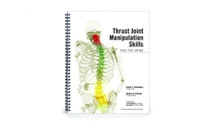 PTs Explain Thrust Joint Manipulation Techniques in OPTP Exclusive Book
