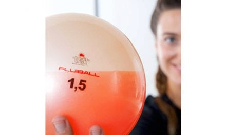 Fluid-Filled Medicine Ball Transforms Exercise Into Neuromuscular Training