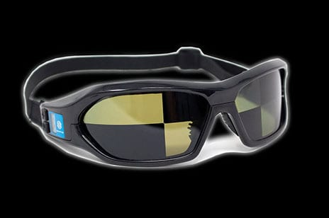 Quad Strobe Eyewear Features Independently Controlled, Customizable Lenses