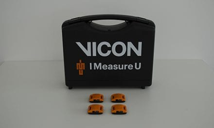 Vicon Integrates IMeasureU Sensor Technology Into Nexus Software
