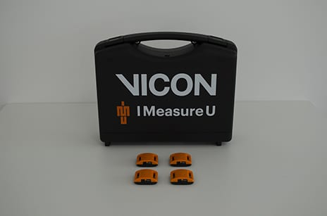 Vicon Integrates IMeasureU Sensor Technology Into Nexus Software