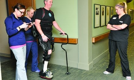 Making Strides with Gait Technology