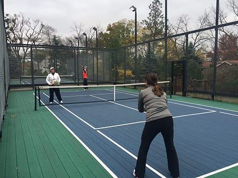 Majority of Paddle Tennis Survey Respondents Report Experiencing Injuries