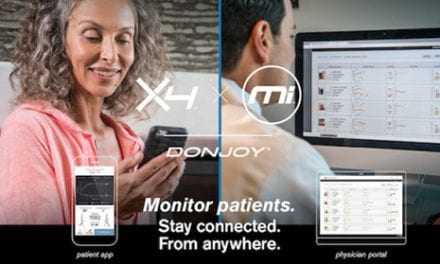 DonJoy Launches X4 Smart Brace with Motion Intelligence