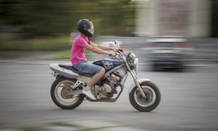 Helmet Use Could Lower Cervical Spine Injury Likelihood During Motorcycle Crash