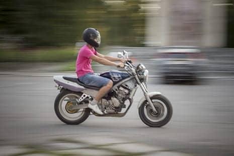 Helmet Use Could Lower Cervical Spine Injury Likelihood During Motorcycle Crash