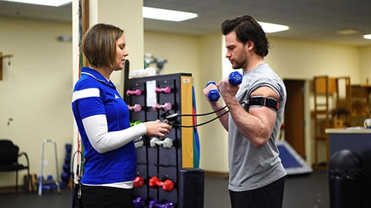 Athletico Physical Therapy Launches BFR Training Services