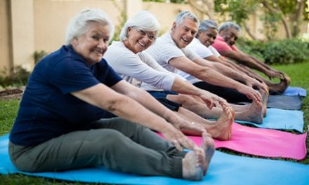 Stretching Could Help Improve Blood Flow to Muscles in Those with Limited Mobility