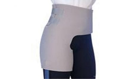 ISO Comforter Offers Redesigned Hip Wrap