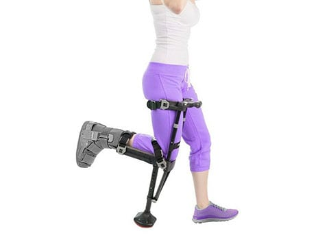 Hands-Free iWalk 2.0 Offers an Alternative to Crutches and Leg Scooters