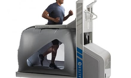 AlterG's New Fit Features a Reimagined Design and More Accessibility