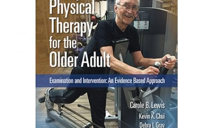 e-Textbook Aims to Help PT Students Practice On Older Adults