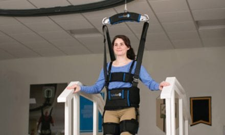 New from Gorbel: SafeGait ACTIVE Dynamic Mobility Trainer