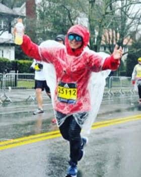 Allard USA Carbon Fiber Orthotic Carries TeamUP Members to Boston Marathon Finish Line