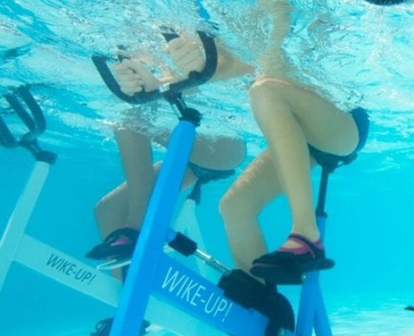 Wike-Up! Aquabikes Provide Aquatic Therapy Option