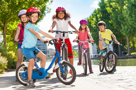 Bicycle-Related Injuries Send 25 Children to EDs Per Hour, Study Notes