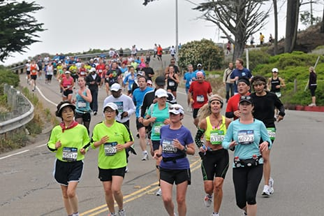 Biofreeze Signs On as Title Sponsor of The San Francisco Marathon
