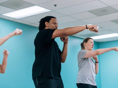 Free Online Parkinson's Exercise Training Program Available