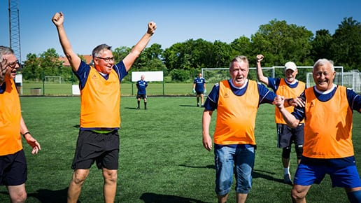 Bone Health Improvement Possible Via Football Training