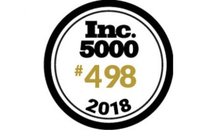 FYZICAL Lands Among the Inc. 500 for the Second Year in a Row