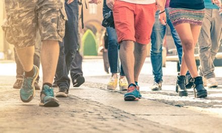 Study Offers Insights on Nervous Control of Leg Movements in Walking