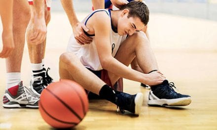 Avoid Ankle Sprains in Fall Sports with These Tips