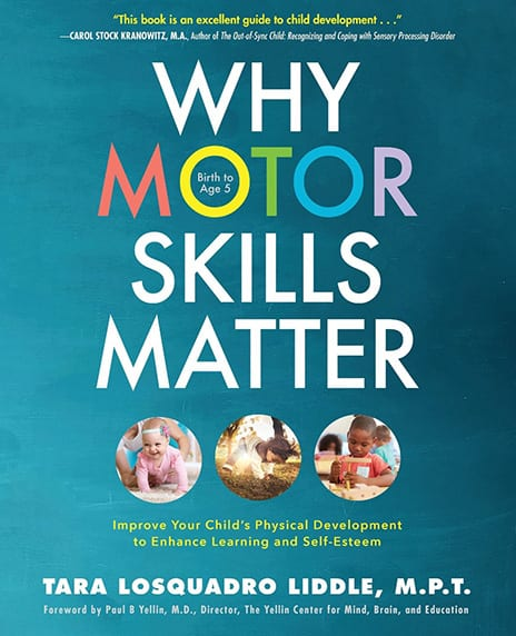 New Book Explores the Importance of Physical Activity in a Child's Development
