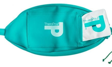 TheraPouf Pillow Offers Back, Neck and Joint Pain Relief