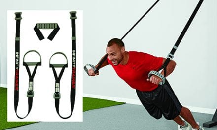Infinity Trainer Offers Versatility for Bodyweight Exercises