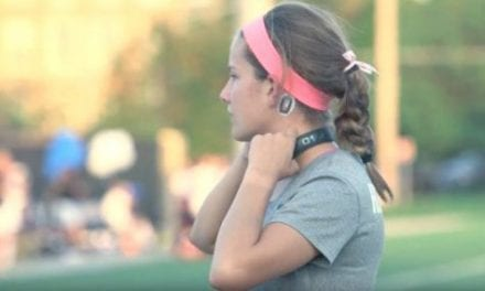 Q-Collar May Help Protect the Brains of Female Soccer Players
