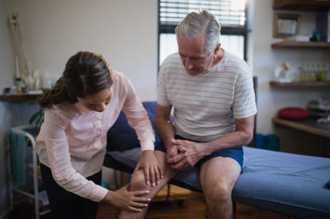 PT Practices May Be Under-Utilizing Evidence-Based Interventions for TKR Patients