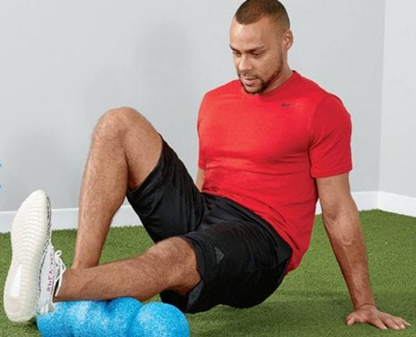Rollga Foam Rollers Feature a Unique Shape to Aid Recovery