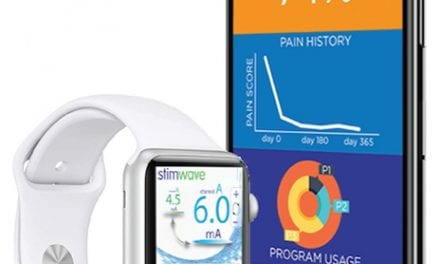 FDA Clears Stimwave WaveCrest Mobile Pain Management Controller