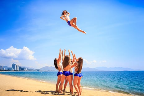 Cheerleading Injuries On the Decline from Rule Change, Per Study