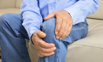 Pain Sensitivity May Lead to the Development of Persistent Osteoarthritis Knee Pain