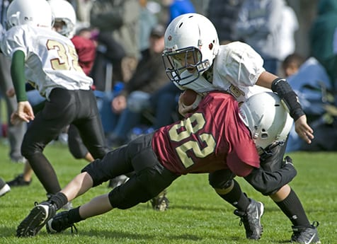 MRIs Illustrate Nerve Fiber Changes Resulting from Youth Football
