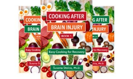 Cookbook Series Targets TBI Patients and Offers Recovery Aids