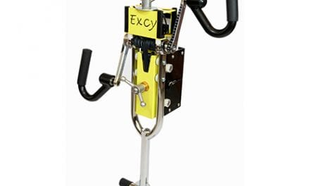 Excy's New XCR 300 Provides Upper Body Workouts