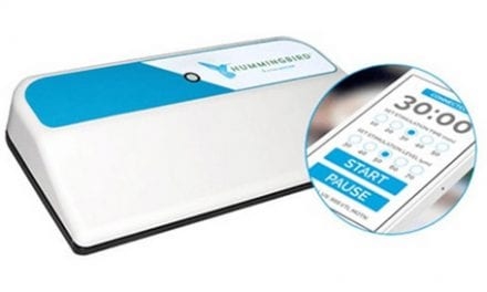 Hummingbird Device Receives Product of the Year Award