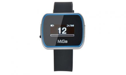 MiGo Wearable for Stroke Recovery Available from Flint Rehab